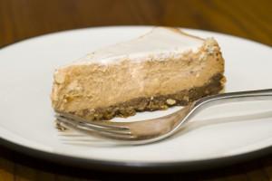 20091202_Pumpkin Cheesecake