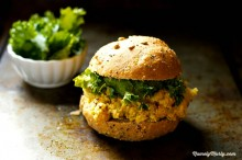 Vegetarian Tuna Salad Sandwich