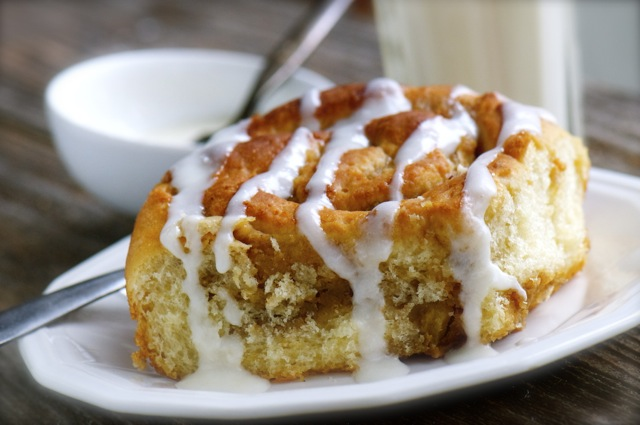 Apple pie and cinnamon rolls converge with this tasty recipe by Namely Marly.