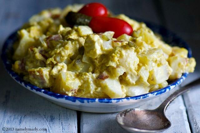 Perfect Potato Salad! #vegan