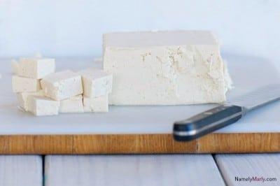 The health benefits of tofu.