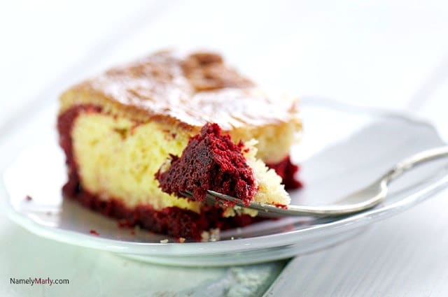 What Flavor Goes With Red Velvet Cake