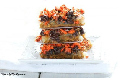 Butterfinger Layered Dessert Bars