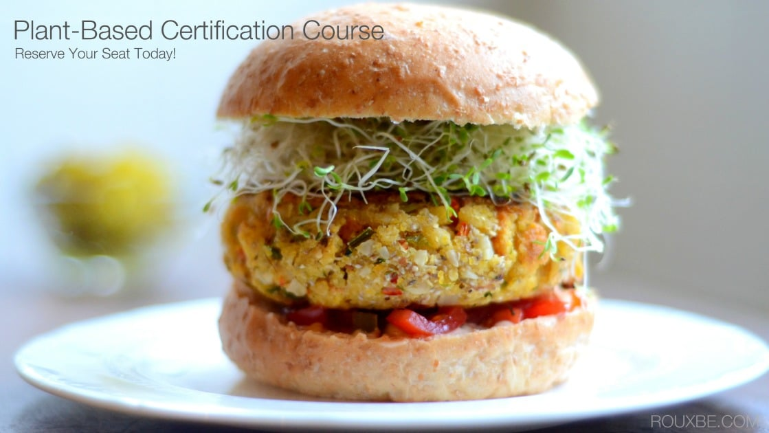 Plant-Based online certification course