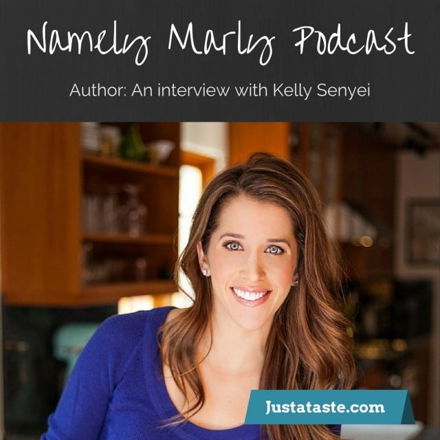 Kelly Senyei Interview on the Namely Marly Podcast
