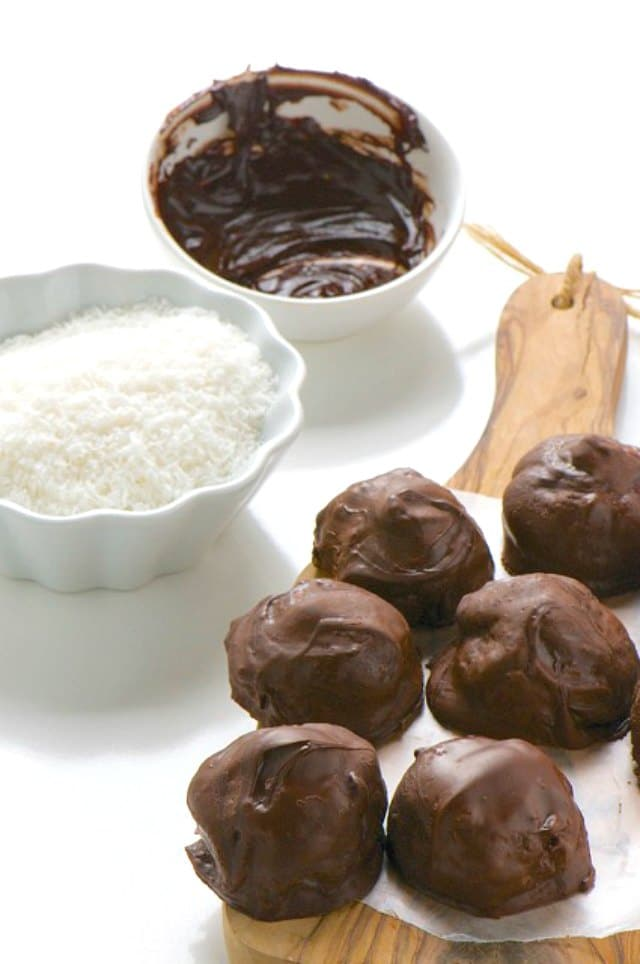 Almond Joy Chocolate