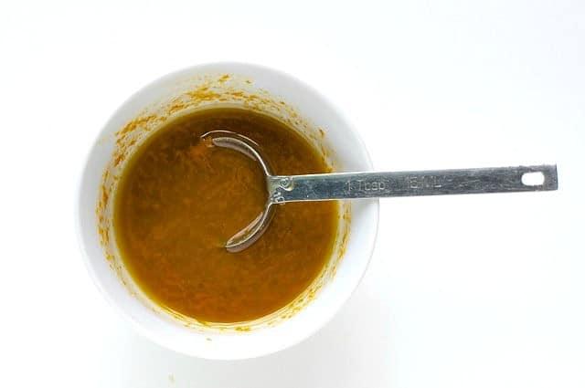 Orange sauce for Crispy Orange Tofu