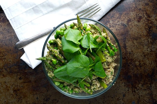 Quinoa Veggie Bowls