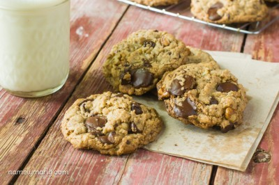 Vegan Neiman Marcus Cookies