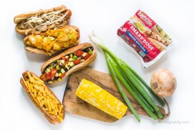 Four Vegan Hot Dog Recipes