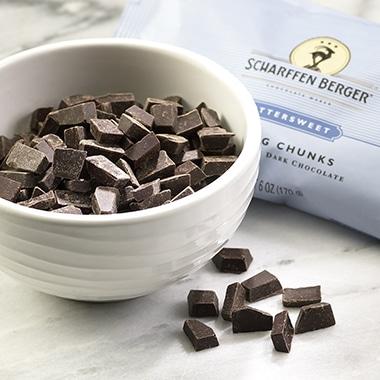 Scharfen Berger Chocolate Chips are dairy-free