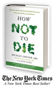Dr. Greger is a guest on the Namely Marly Podcast talking about How Not to Die