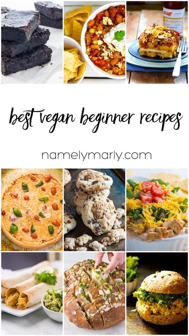 Best Vegan Beginner Recipes