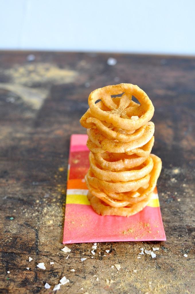 Chicharrones recipe for the 50 Best Vegan Cinco de Mayo Recipes post