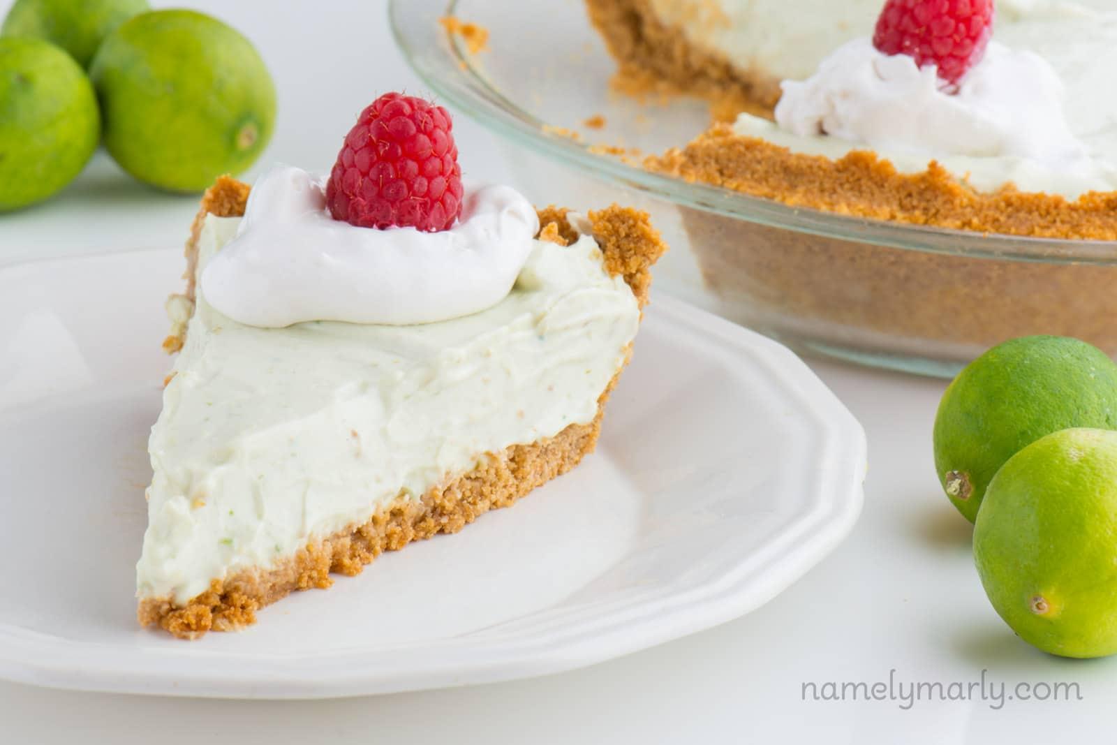 Easy Vegan Key Lime Pie recipe