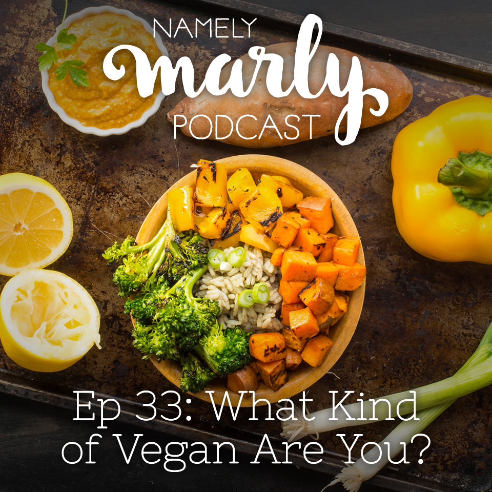 Understand the Three Vegan Types to better understand the way you eat and to help you stay on your meal plan for life!