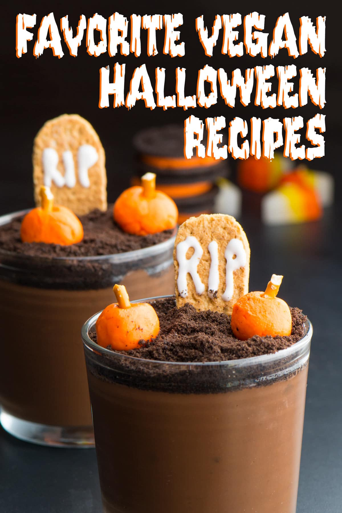 Favorite Vegan Halloween Recipes - Namely Marly
