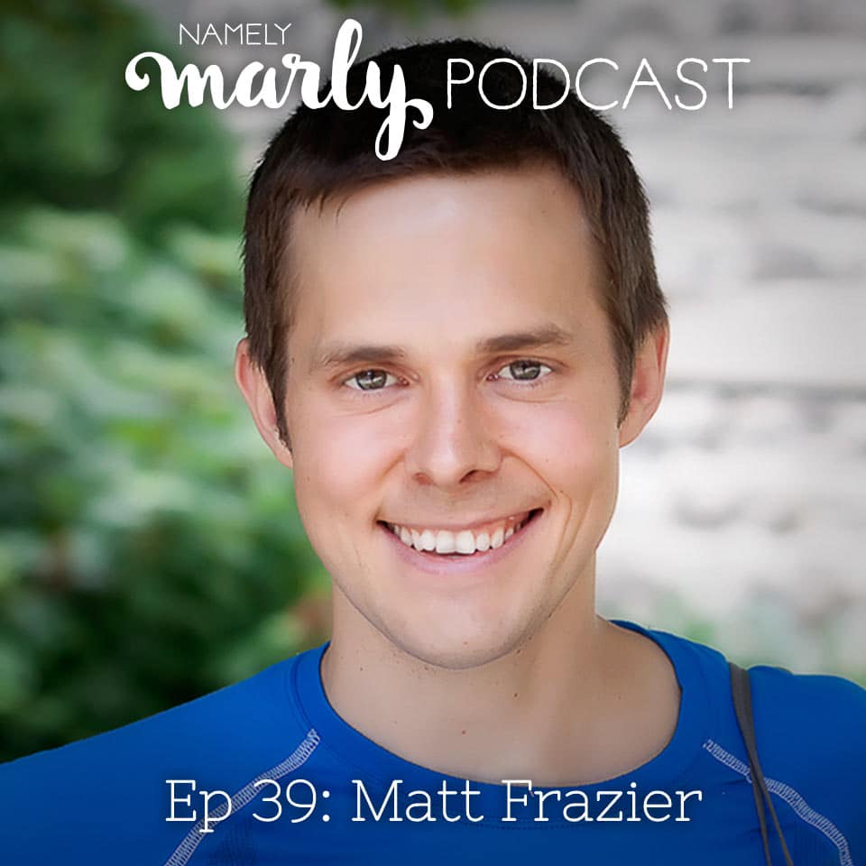 Matt Frazier is on the Namely Marly Podcast talking about The High-Performing Vegan Athlete. You can begin preparing for your new year's goals early this year!