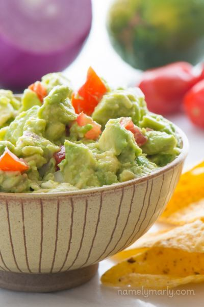 Best Vegan Guacamole