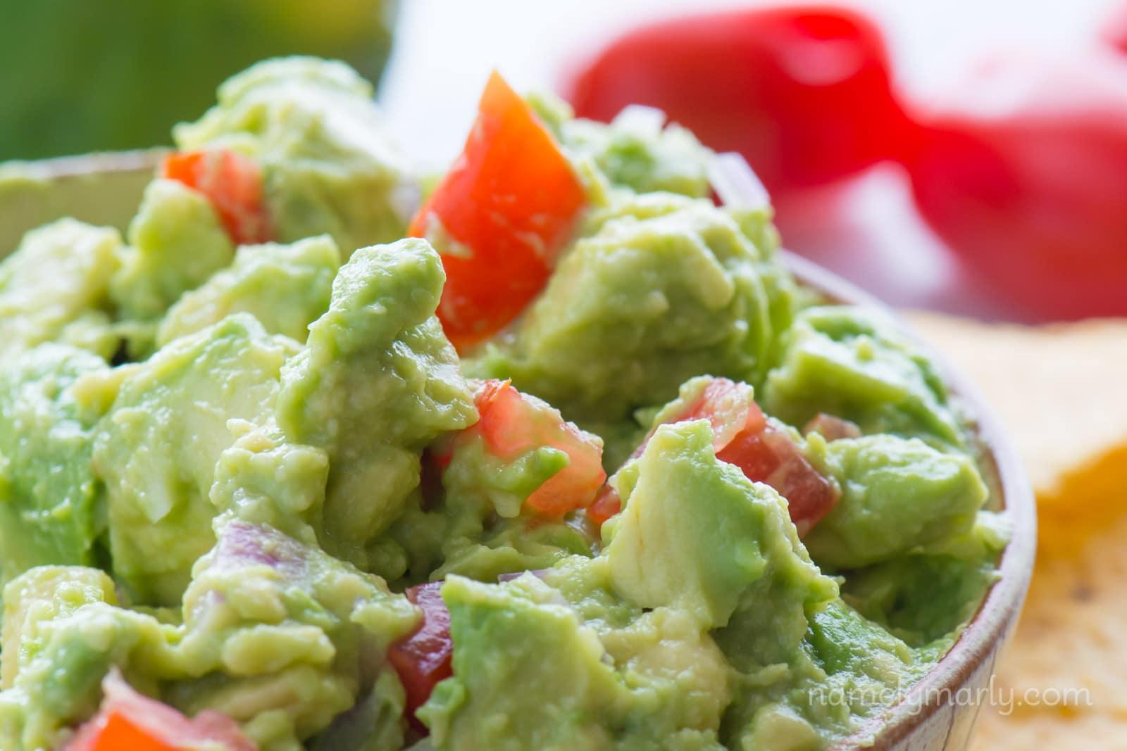 Best Vegan Guacamole