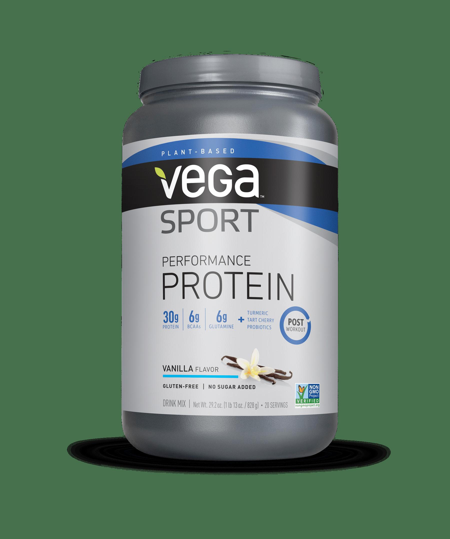 Vega Sports Shake Protein Powder