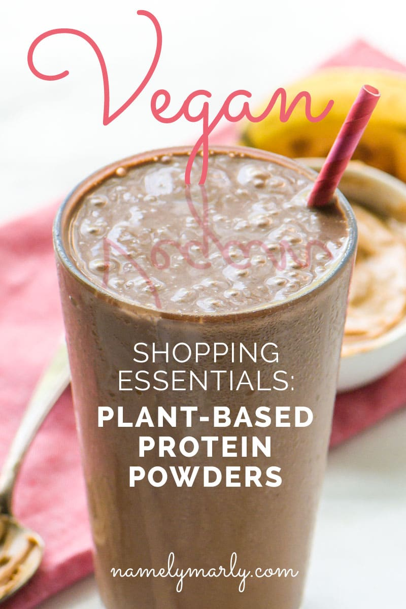 Vegan Shopping Essentials: Plant-Based Protein Powders