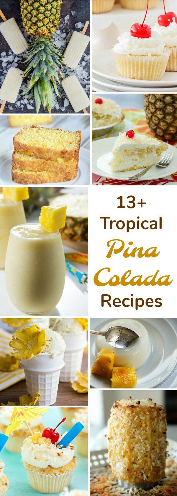 National Pina Colada Day!