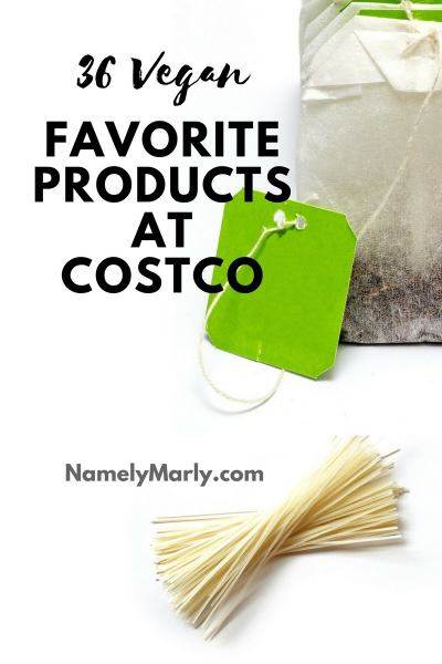 36 Vegan Favorites at Costco. These are some of my favorite vegan products and ingredients that you can use to support your dairy-free, vegan life!
