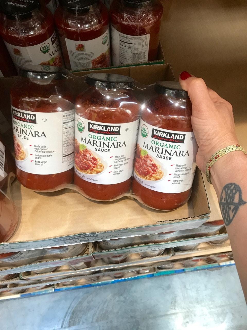 Kirkland Marinara Sauce