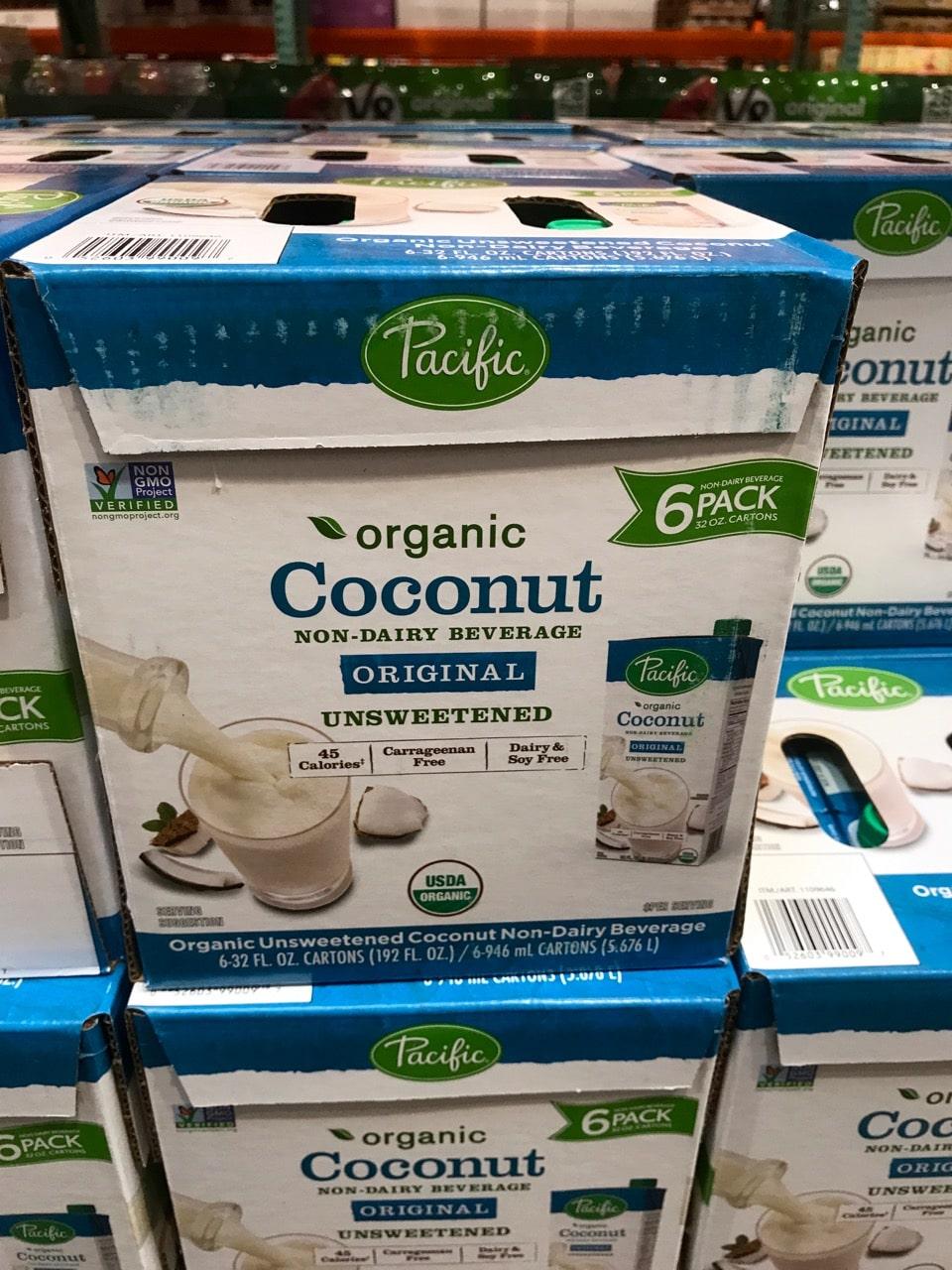 Coconut Milk from Costco